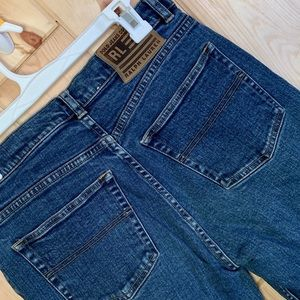 Ralph Lauren Vintage Mom Jeans High Rise 10